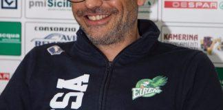 """Passalacqua Ragusa scavalca Napoli in classifica. Gianni Recupido: """"Abbiamo dimostrato personalità"""" (ph. Alessio Mauro)"""