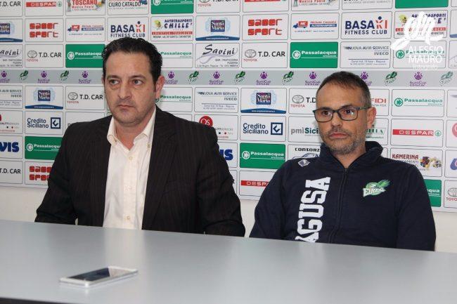 Gianstefano Passalacqua e Gianni Recupido