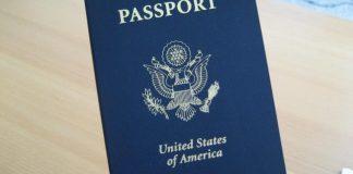 Passaporto Usa (immagine di repertorio)