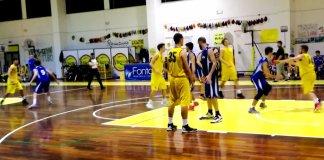 Virtus Trapani - Cus Palermo playout_gara 3