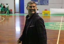 Il presidente della Libertas Alcamo Tonino Paglino