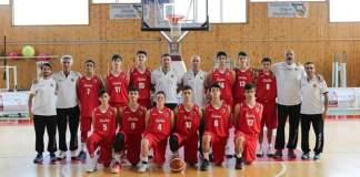 Sicilia Maschile al Trofeo delle Regioni 2017
