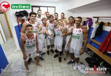 Costa D'Orlando festeggia la vittoria con Silvi