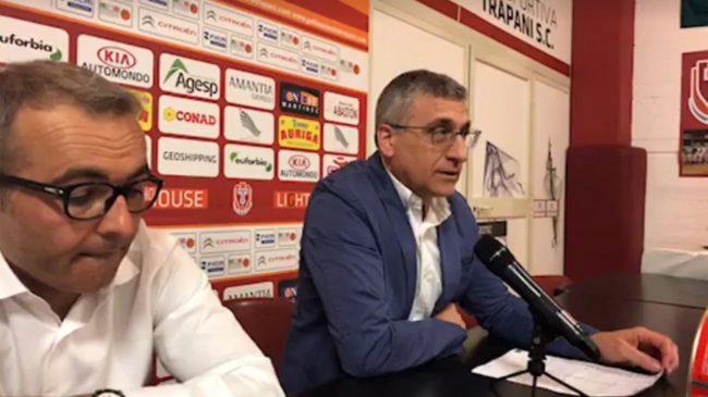 Ducarello e Basciano in conferenza stampa