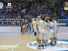 Orlandina Basket - Pesaro