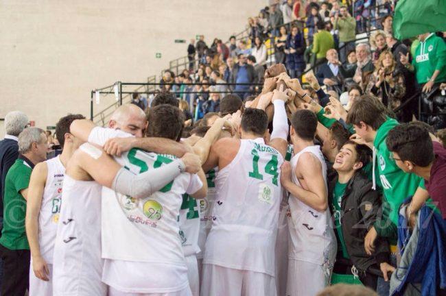 Il Green Basket al PalaMangano