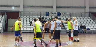 Amichevole Vis RC - Basket School Messina