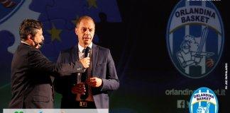 Presentazione nuove maglie Orlandina 2017-2018