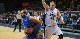 Mario Delas contro Saratov