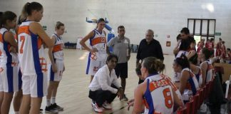 AndorsBasket Palermo al time out