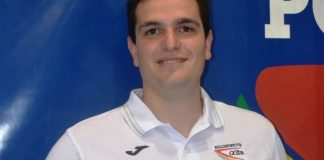 Coach Aldo Calabrese