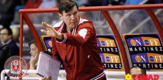 Coach Gregor Fucka
