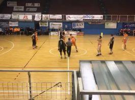 Palla a due Amatori Messina - Adrano