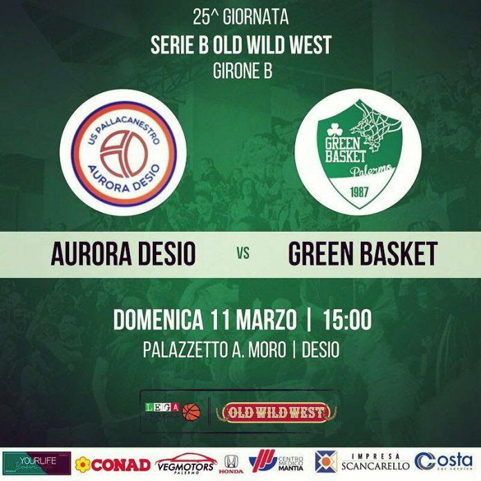 Desio-Green Palermo