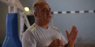 Coach Pippo Sidoti
