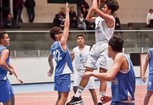Francesco Sortino in azione (FOTO LAZZARA)