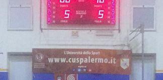 Cus Palermo - Cefalù