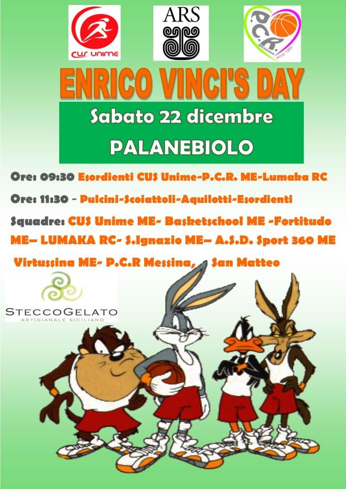 Festa Minibasket Enrico Vinci
