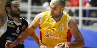 Simone Albana Sicily Nuova Basket ( foto di V.zo Nicita Mauro)