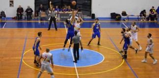 Basket School ME - Giarre, Palla a Due