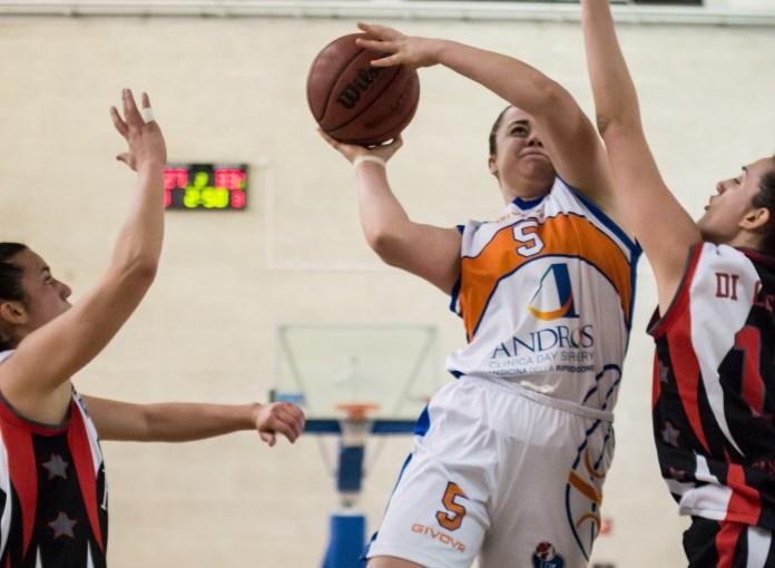 Paola Novati - Androsbasket Palermo
