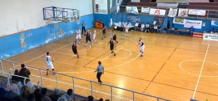 Fortitudo Messina - Palermo Basket