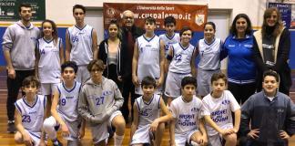 Cus Palermo under 15