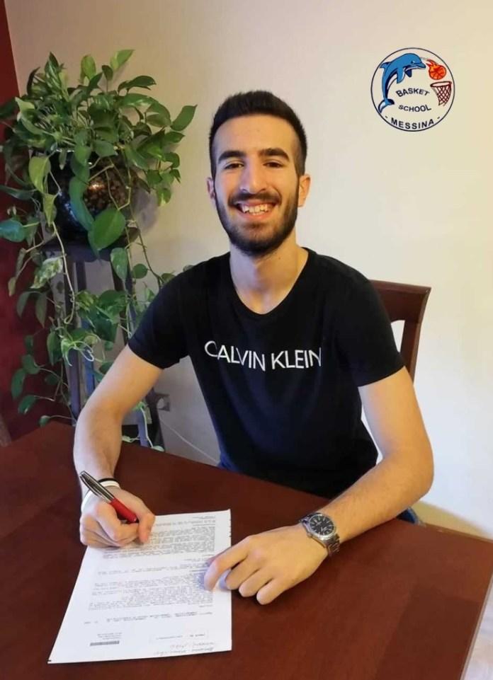 Cristiano Scimone firma
