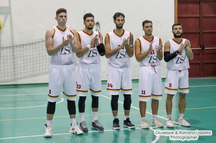 Quintetto Basket School Messina (Foto Lazzara)