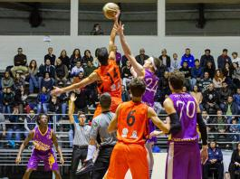 Amatori Basket Messina - Castanea photo Salvatore Garreffa