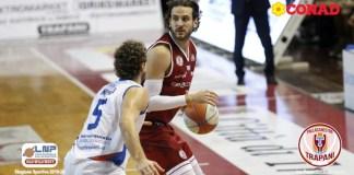 Gabriele Spizzichini - Pallacanestro Trapani