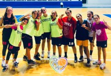 U16 femminile Pcr Messina
