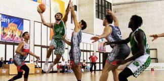 Green Basket Palermo - Alba, Di Marco al tiro