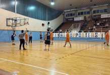 U18 Amatori Basket Messina - Svincolati Milazzo