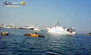 Cadavere in mare a Licata, potrebbe essere un pescatore