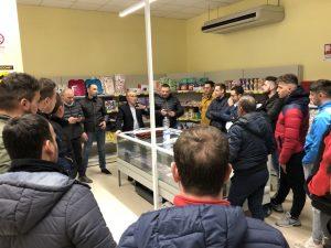 Vertenza Fortè, affollata assemblea a Canicattì, l'intervento di Cardella