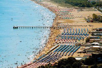 In Sicilia è stop alla stagione balneare