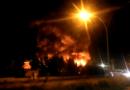 Favara, minicar di operaio distrutta in un incendio
