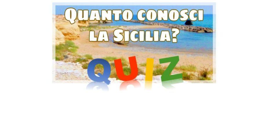 quiz sulla sicilia