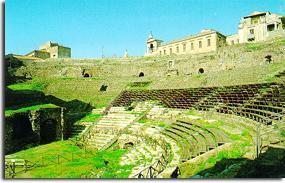Il Teatro Greco-Romano di Catania