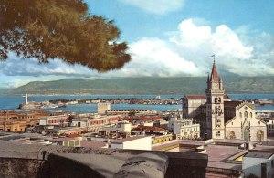 Messina - panorama anni 60