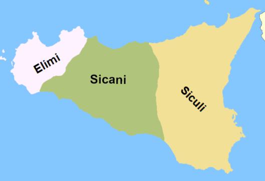 Antichi popoli della Sicilia