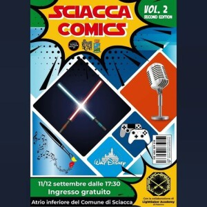 sciacca comics