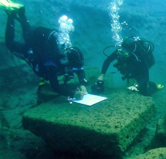 Le leggi della subacquea