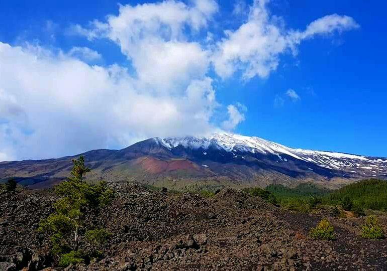 Lieve evento sismico sull'Etna: magnitudo 2.6
