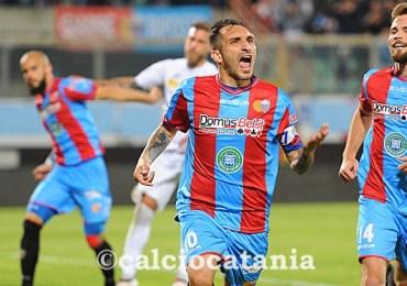Catania - Trapani 2-2 Lodi cambia la partita e alimenta la speranza