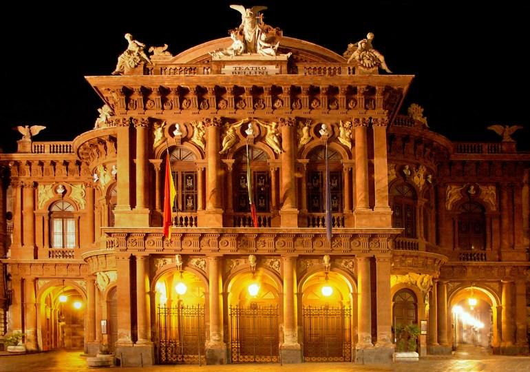 Catania, una Fondazione per salvare il Teatro Bellini