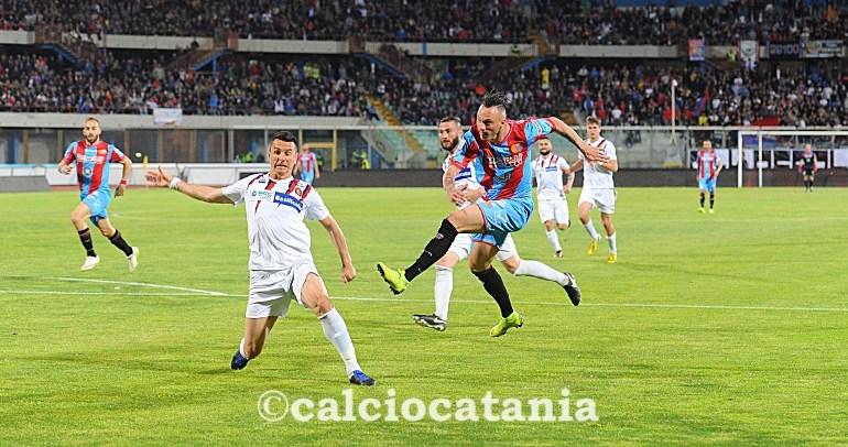 Catania-Trapani, il derby al profumo di Serie B