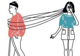 La dipendenza affettiva: dalle catene alle ali