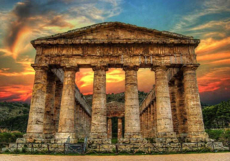 A Segesta tra stelle, archeologia e futuro